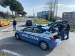 foto polizia questura Pisa