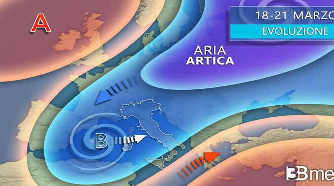 freddo 18-21 marzo 2021