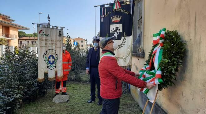 Fucecchio ricorda i deportati della Saffa, 8 marzo 2021