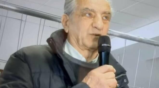Gabbriello Bertini San Miniato Basso lutto Covid