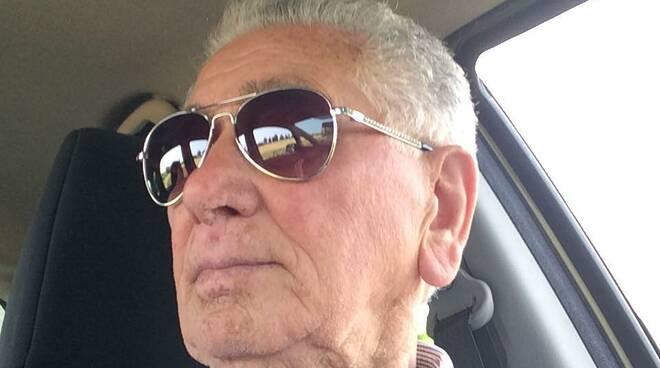 Gino Pellinacci di capanne di montopoli valdarno compie 100 anni nel 2021