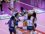 Il Bisonte Firenze Conegliano playoff