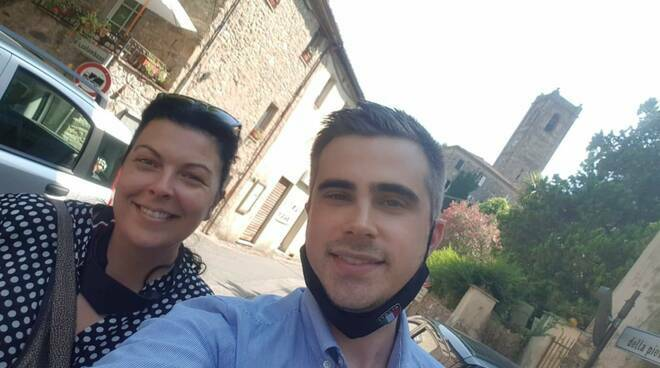 Ilaria Benigni Matteo Scannerini consiglieri provinciali centrodestra