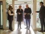 inaugurazione filiale banca Cambiano in viale Castracani