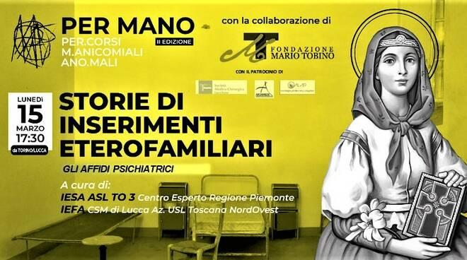 incontro on line Fondazione Mario Tobino