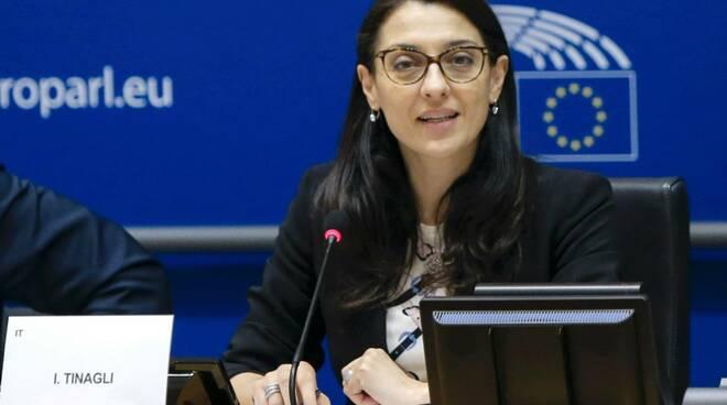 Irene Tinagli di Empoli vice segretaria del Pd nominata da letta il 17 marzo 2021
