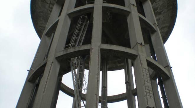 Lavori Acque di risanamento del deposito idrico Santa Croce 2 a Santa Croce sull'Arno