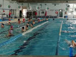 lavori piscina comunale di Capannori