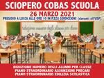 manifesto presidio personale Ata docenti 26 marzo
