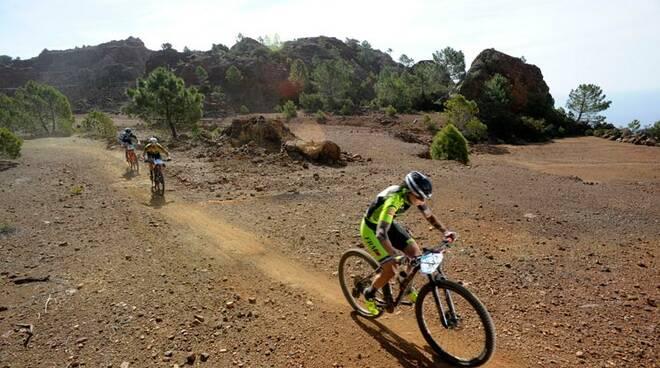 mondiali mountain bike isola d'elba