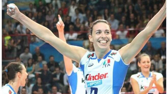 Nadia Centoni pallavolo