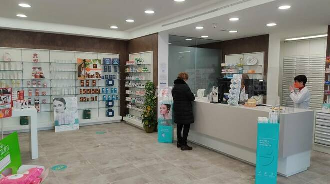 Nuova farmacia cerretti di Santa maria a Monte aperta il 6 marzo 2021