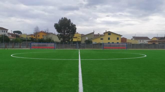Nuovo stadio Porcari