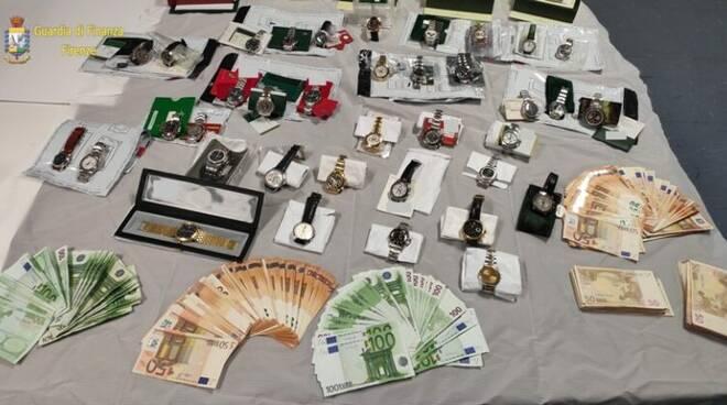 orologi contrabbando firenze