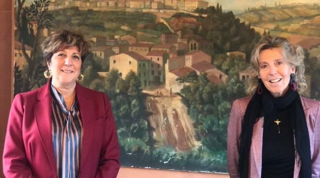 Paola Butali e Antonella Giachetti
