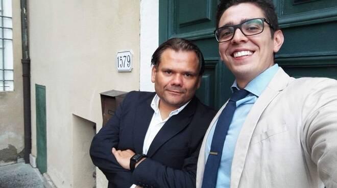 Paolo Ricci e Matteo Petrini