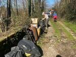 Piano di Coreglia Ponte all'Ania pulizia Gruppo del lunedì cittadini ambiente territorio