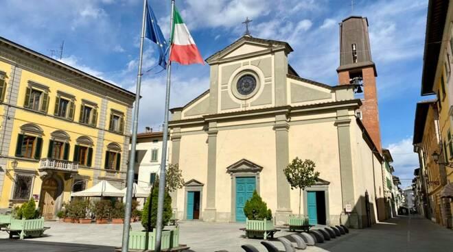 piazza garibaldi santa croce sull'arno