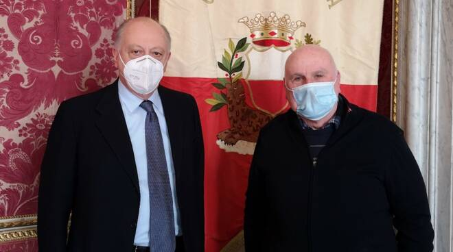 Pierluigi Poli e Alessandro Tambellini
