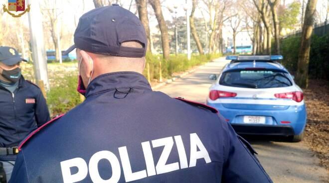 polizia cascine
