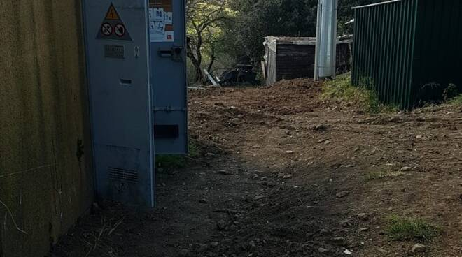 Pomarance cabina elettrica