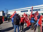 presidio lavoratori amazon pisa e calenzano 22 marzo 2021