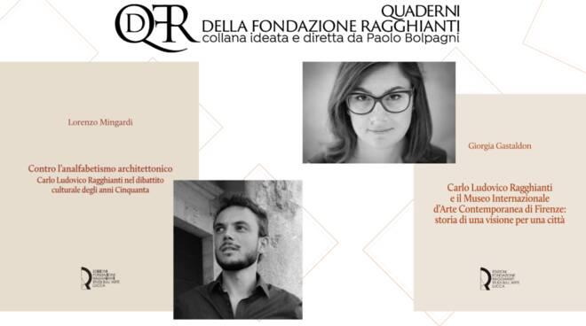quaderni Fondazione Ragghianti pubblicazione