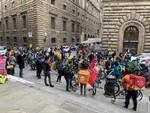 rider Firenze no delivery day piazza San Firenze