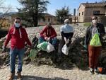 Round Table 51 Lucca raccolta rifiuti mura