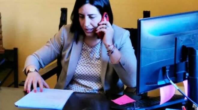 Sara D'Ambrosio Altopascio sindaco