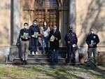 Sindaci con carabinieri biodiversità di Lucca