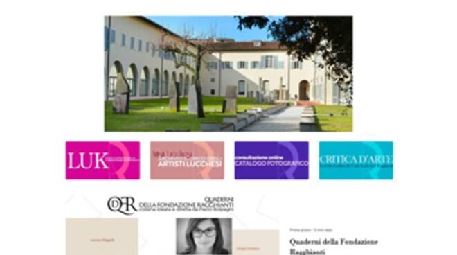 sito fondazione ragghianti