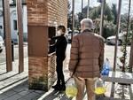 Sopralluogo ai lavori dei quartieri social a San Concordio