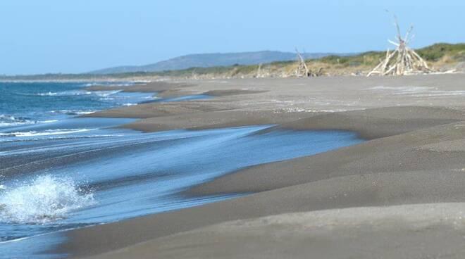 spiaggia capalbio foto fb