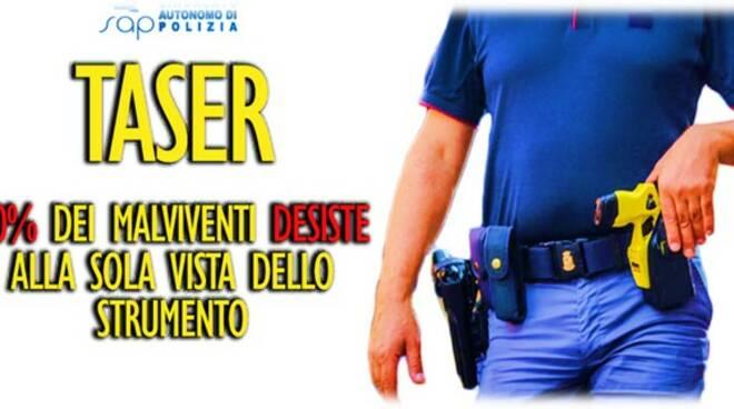 taser