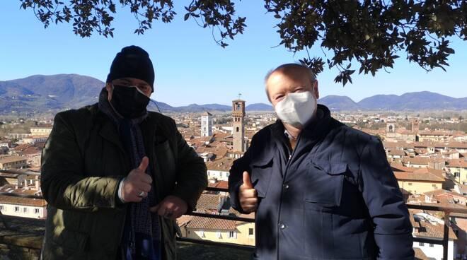 telecamere Sì Viaggiare a Lucca