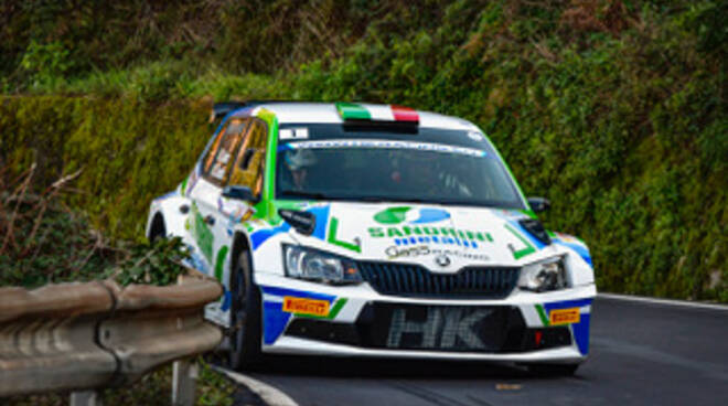 test rally aci Lucca