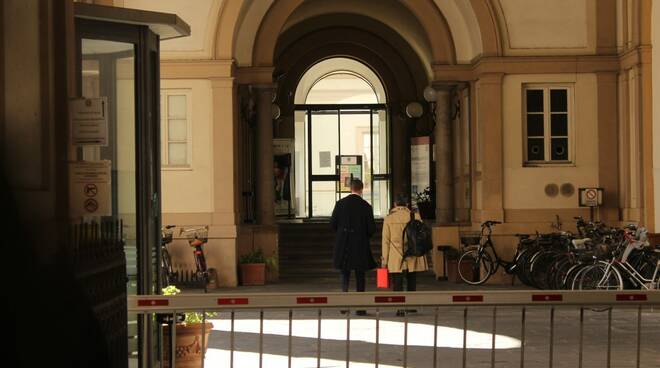 Udienza processo Mario Cipollini tribunale di Lucca