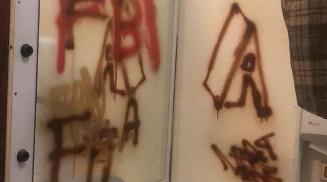 Vandalismo al teatro Aurora di Montelupo Fiorentino