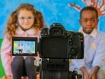Video intervista ai bambini per la giornata mondiale dell'acqua