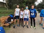 Virtus ai campionati italiani di cross