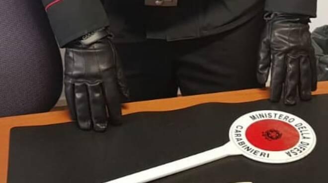 volantinaggio contro magistrato a Grosseto