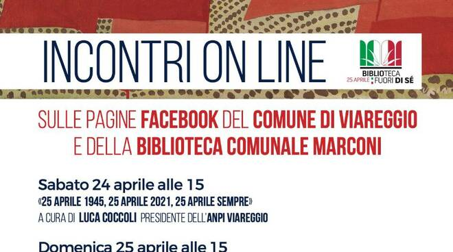 25 aprile Viareggio