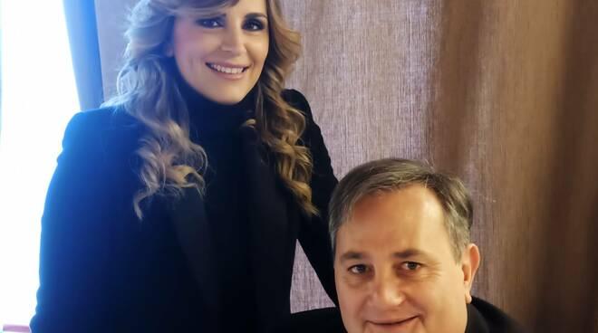 Alessandro Lambertucci e Valentina Fanella