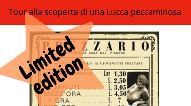 Alla riscoperta delle case chiuse a Lucca