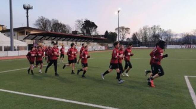 allenamenti Tau Calcio Eccellenza