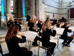animando concerto inglese alla chiesa dei Servi