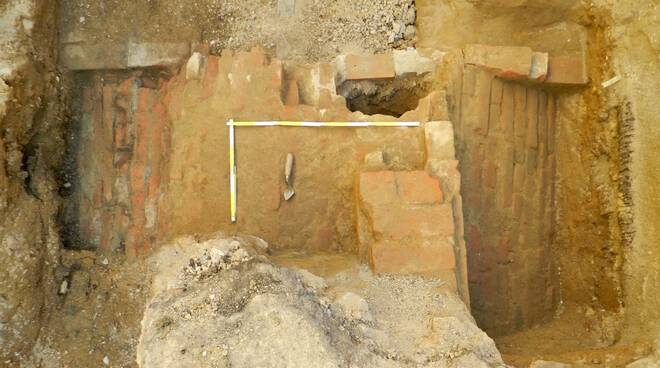 Antica cisterna Montopoli via Guicciardini