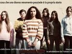 campagna grafica contro la violenza di genere degli alunni Montanelli Petrarca di Fucecchio