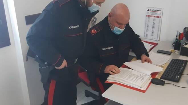 carabinieri cutigliano